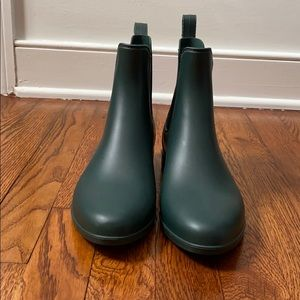 J. Crew Mercantile Chelsea Rain Boots